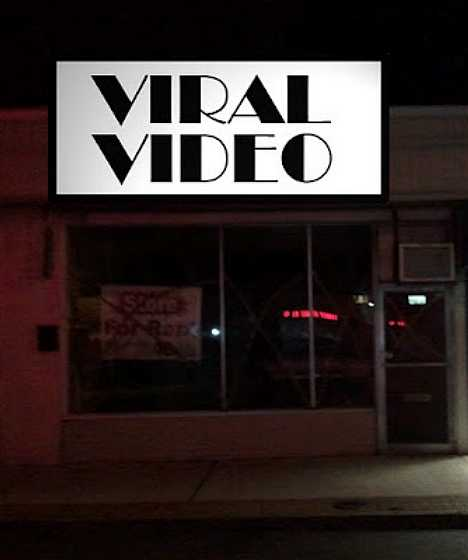 abandoned video store viral