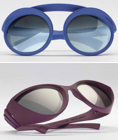 3D Printed Fashion Glasses