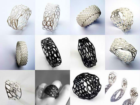 3D Printed Fashion Nervous System