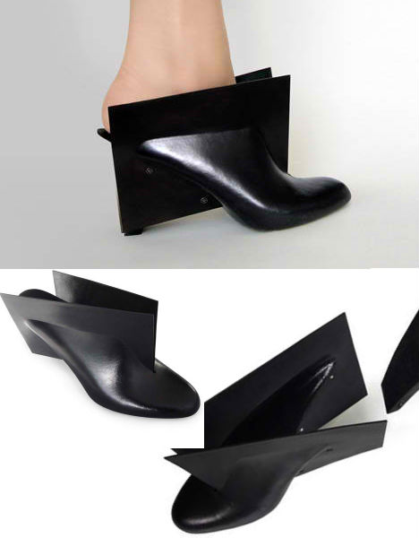 3D Printed Fashion Rapidprototypeshoe
