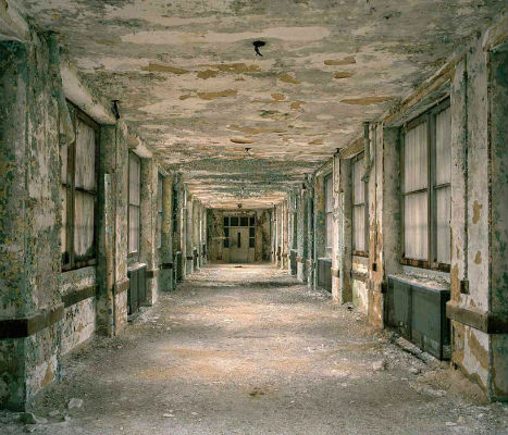 Abandoned Asylums in Focus: Photos by Jeremy Harris