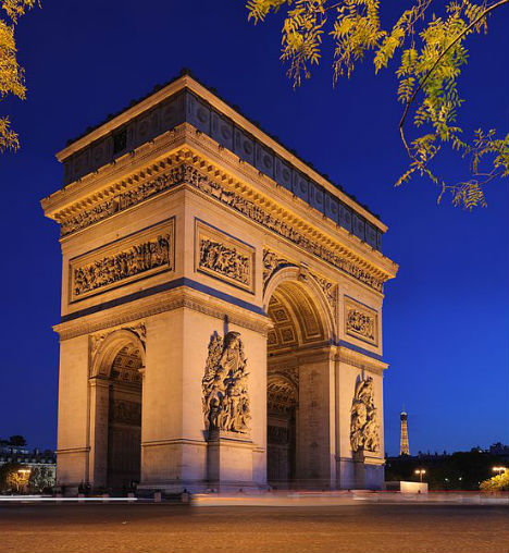 Alternative Monuments Arc de Triomphe Real