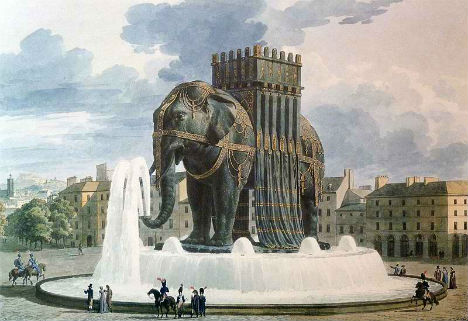 Alternative Monuments Elephant 1