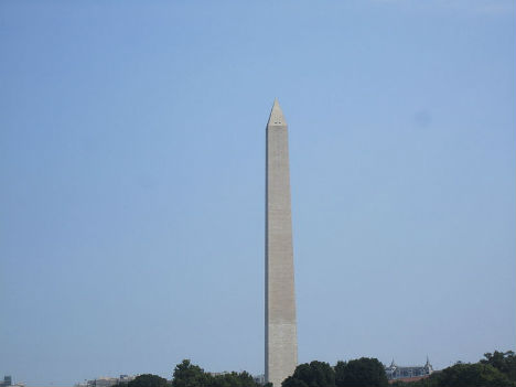 Alternative Monuments Washington Monument Real