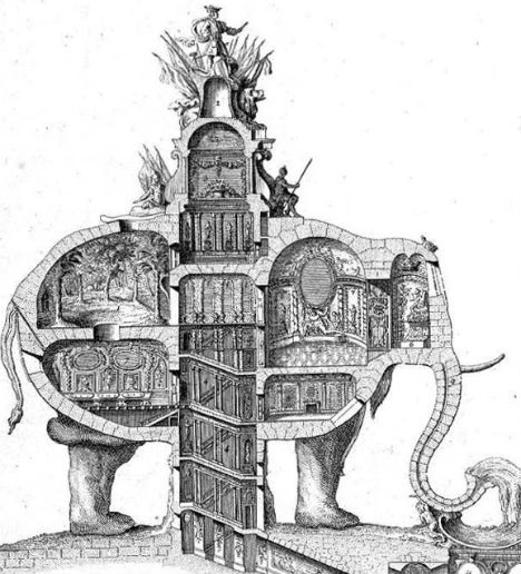 Alternative Monuments elephant 2
