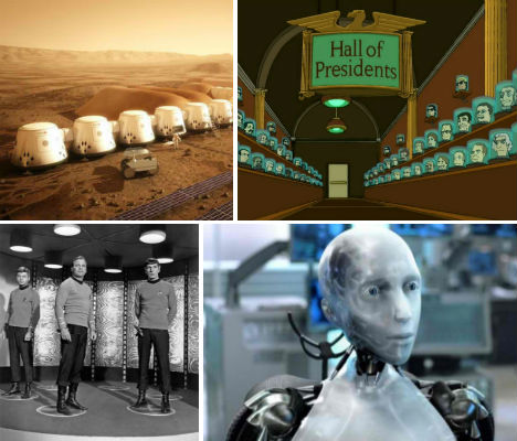Future Wonders of Technology Main