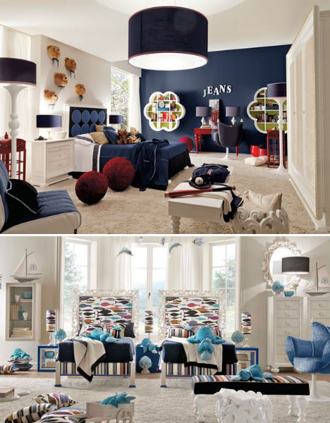 Kids Bedrooms AltaModa 4