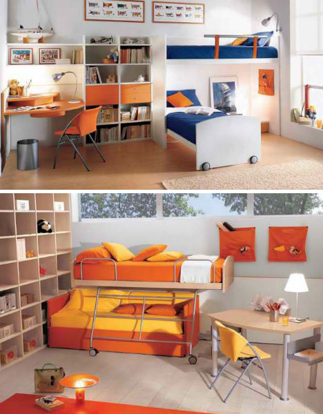 Kids Bedrooms GAB 3