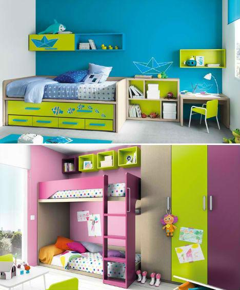 Kids Bedrooms KIBUC 3