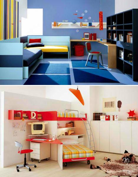 Kids Bedrooms KIBUC 4