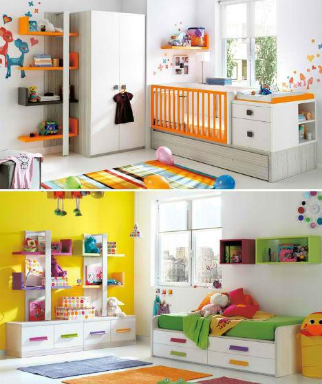 Kids Bedrooms KIBUC 5
