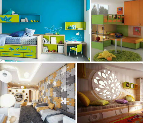 Kids Bedrooms MAIN