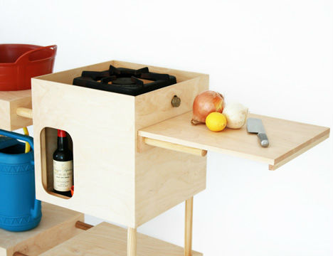 Modern Grills Compact Kitchen 2