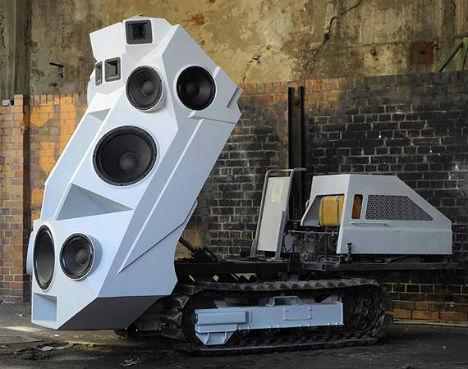 SoundTank Mobile Sound System 2