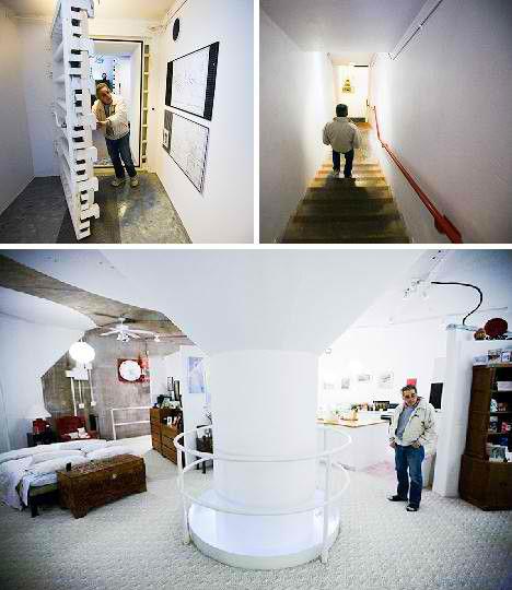 Underground Lairs Atlas F