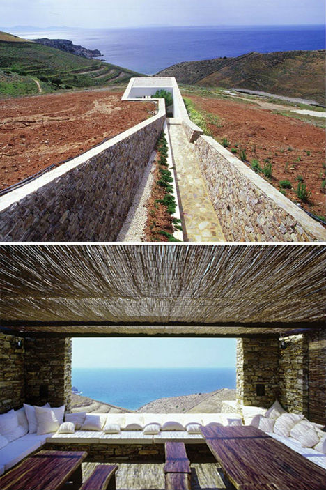 Underground Lairs Monumental Greece