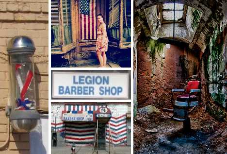 abandoned barber shops