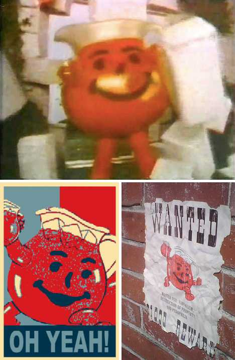 Kool-Aid Man terrible corporate superheroes