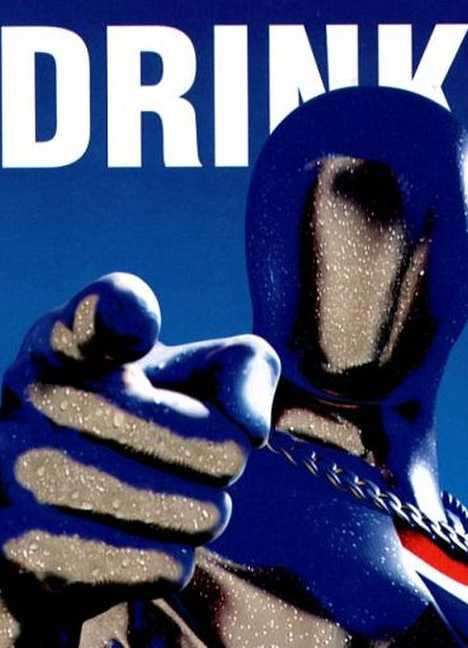 Pepsi Man corporate superhero