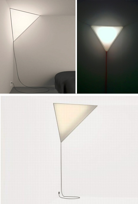 Wall Ceiling Corner Light : Edge Cases: 8 Space-Saving Design Ideas for Inside Corners Urbanist