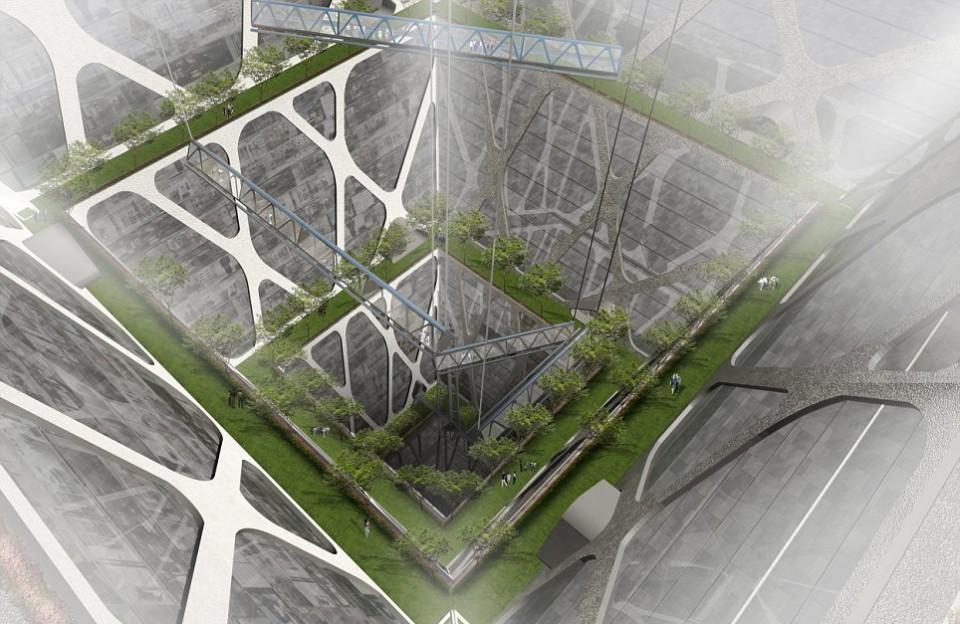 earthscraper building design