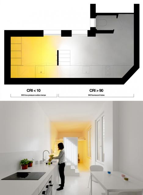 illuminate room two tone