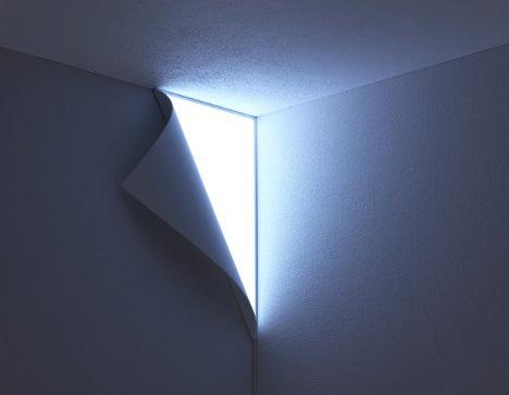 inside interior corner designs