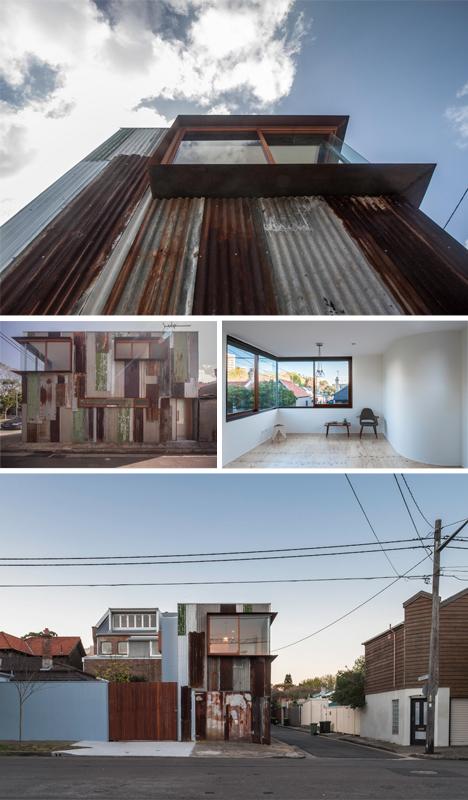 rebuilding australia junk shack