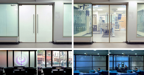 smart glass windows walls