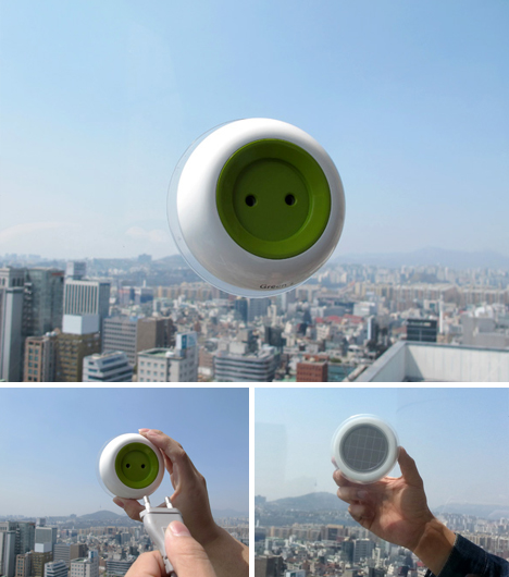 Solar Socket Portable Plug In Creates Free Energy To Go