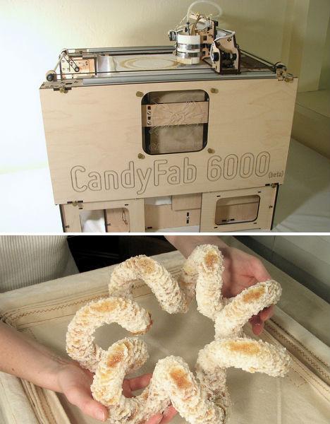 3D Food CandyFab