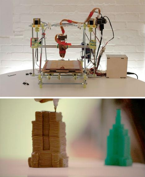 3D Printed Food Chocolates