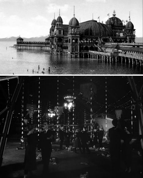 Abandoned Places in Movies Carnival of Souls
