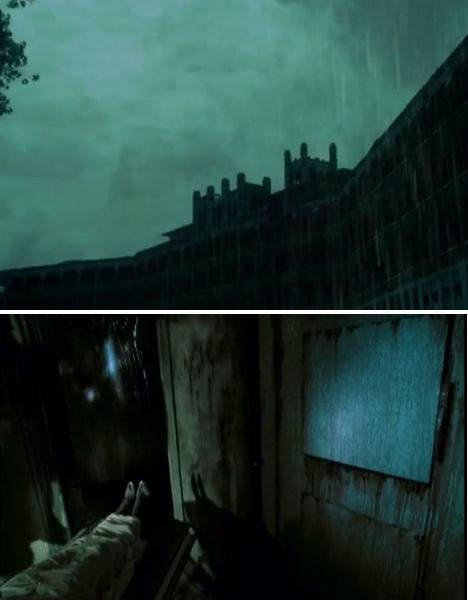 Abandoned Places in Movies Death Tunnel