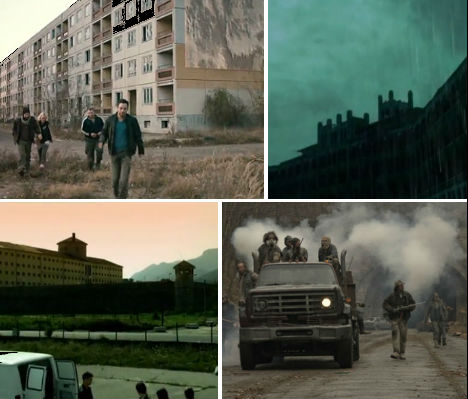 Abandoned Places in Movies Main