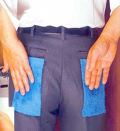 Chindogu Napkin Pants