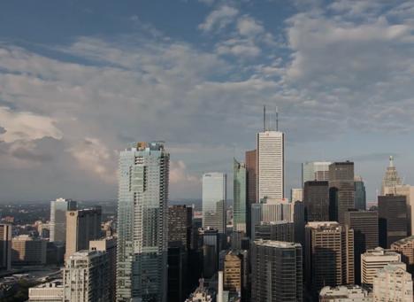 City Time Lapse Toronto