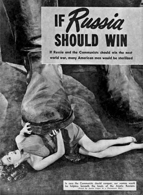 Cold War Ads If Russia Should Win