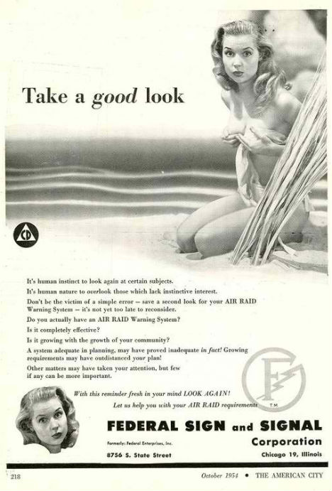 Cold War Ads Take a Good Look