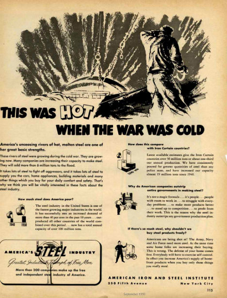 Cold War Ads This Was Hot
