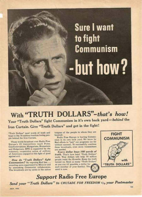 Cold War Ads Truth Dollars