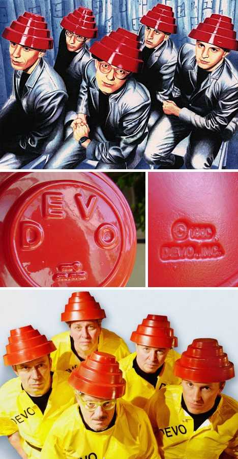 DEVO Energy Dome red