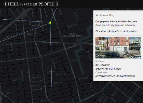 Hell is Other People Smartphone App 2