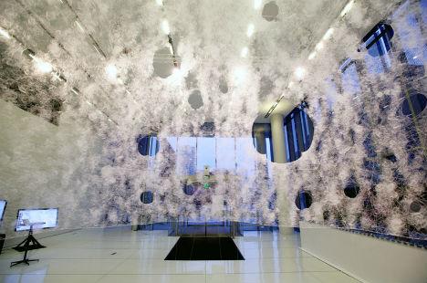 Silk Worm Pavilion 3