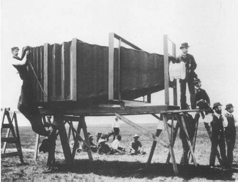 Unusual Cameras Mammoth Oversized