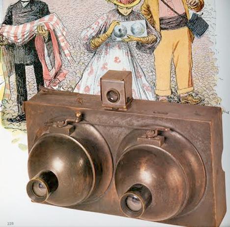 Unusual Cameras Stereoscope