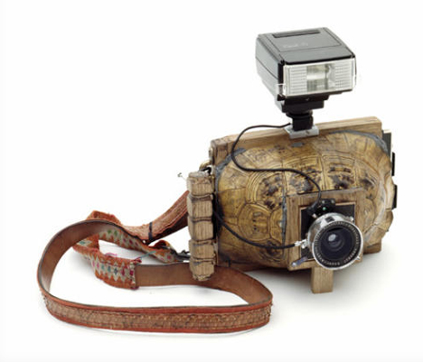 Unusual Cameras Turtle Shell