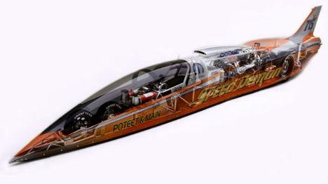 World's Fastest Car Speed Demon 2