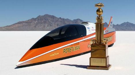 World's Fastest Car Speed Demon