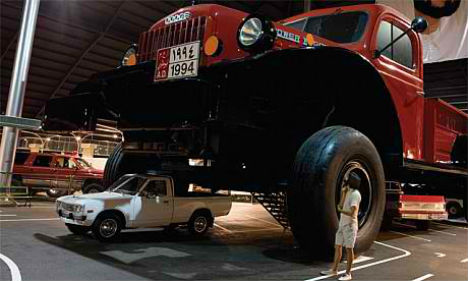 World's Largest Pickup Truck